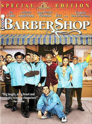 Barbershop Dvd Tim Story (2002) for Sale in Los Angeles, CA