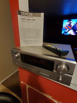 Denon Receiver for Sale in Tempe, AZ