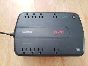 APC 550 Backup Battery for Sale in Boca Raton, FL