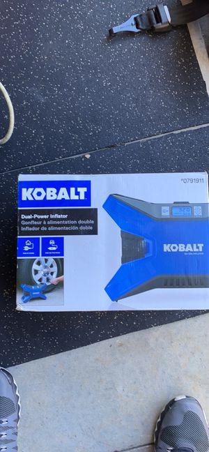 Kobalt Mini Air Compressor/ Inflator for Sale in Greenville, SC