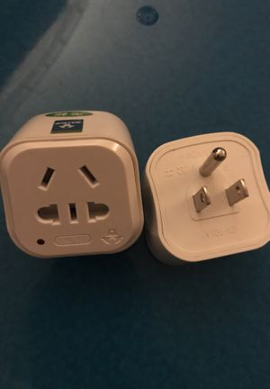 US transfer China power socket converter Outlet for Sale in Los Angeles, CA