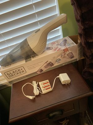 Black and Decker Hand-Held Sweeper for Sale in Indianapolis, IN
