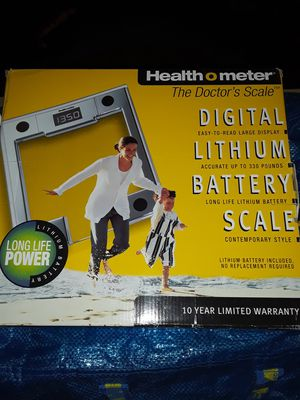 Brand new digital scale for Sale in Chino, CA