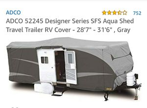 Trailer RV cover for Sale in Kansas City, MO