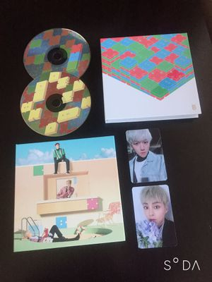 KPOP: EXO-CBX (Blooming Days) ALBUM for Sale in Poway, CA