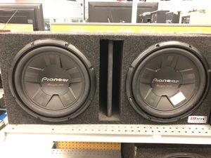"Pioneer 12"" speakers for Sale in Phoenix, AZ"