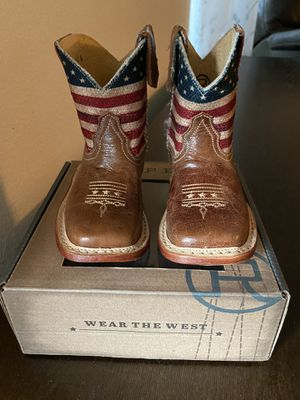 Size 4 Toddler All Leather Boots for Sale in Denham Springs, LA