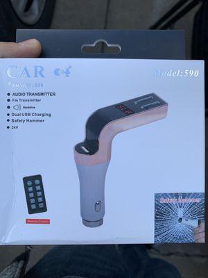 Audio transmitter for car for Sale in Riverside, CA