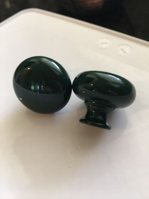 Cabinet Knobs (Dark Green) for Sale in Irving, TX