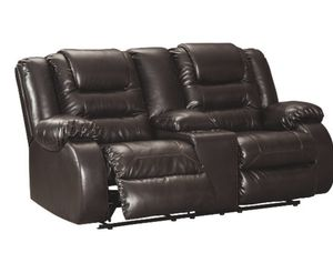 Vacherie Reclining Loveseat for Sale in Herndon, VA