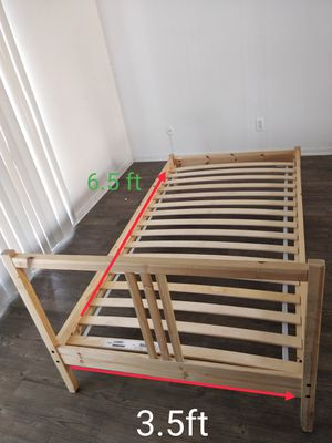 Ikea bed frame for Sale in Burbank, CA