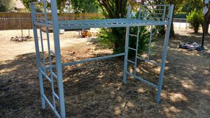 Very sturdy loft bed frame. for Sale in Stockton, CA