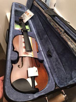 Violin nuevo en su caja con sus accesorios ya disponibles for Sale in Denver, CO