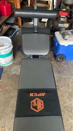 Weight bench for Sale in Mesquite, TX