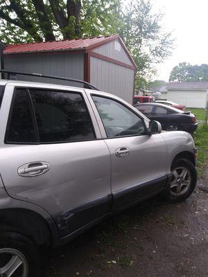 2004 Hyundai Santa Fe for Sale in Hamilton, OH