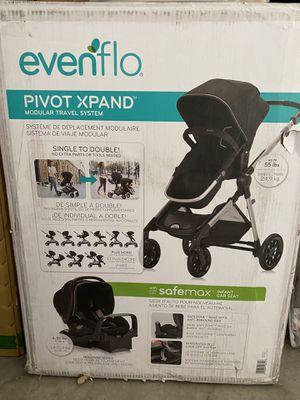 Evenflo pivot xpand stroller for Sale in Chula Vista, CA