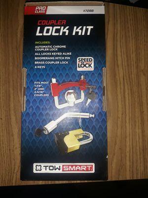 Trailer lock kit for Sale in Santa Clarita, CA