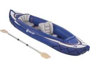 Savylor Fiji Inflatable 2 person Kayak for Sale in Vancouver,  WA