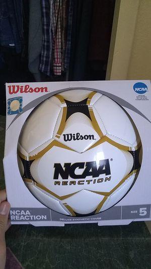 Wilson Soccer Ball for Sale in Delta, CO