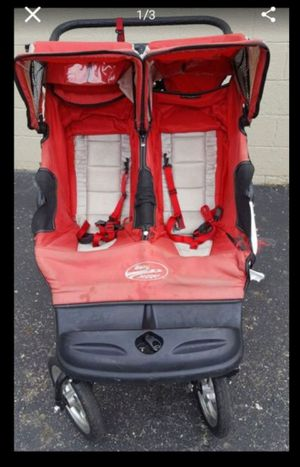 Baby Jogger City Double Jogging Stroller for Sale in Farmington Hills, MI