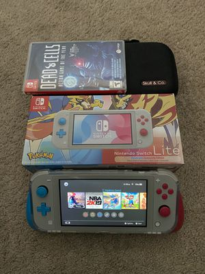 Limited Edition Nintendo Switch Lite for Sale in Bakersfield, CA