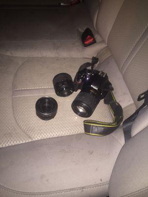 Nikon D3300 Camera for Sale in Richmond, VA