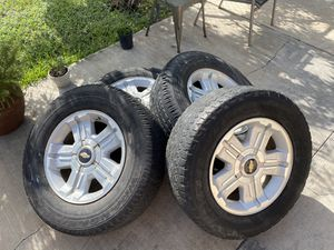 texas edition rims 18in for Sale in Fort Worth, TX