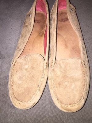 UGG leather loafers size 8 for Sale in Clearwater, FL