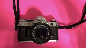 Canon SLR film camera. for Sale in Las Vegas, NV