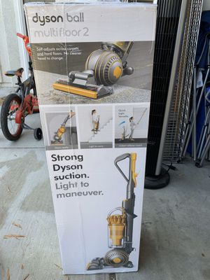 Dyson Ball Multi Floor 2 Vacuum Yellow Brand New for Sale in Murrieta, CA