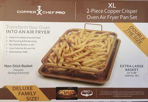 Big Copper Air fryer as seen on tv 📺 for Sale in Bakersfield, CA