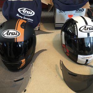 Motorcycle Helmets Arai for Sale in Stafford, VA