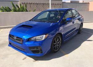 2015 Subaru WRX for Sale in Honolulu, HI