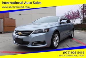 2014 Chevrolet Impala for Sale in Garland, TX