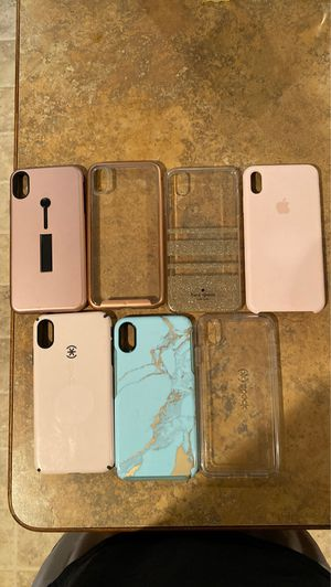 iPhone XS Max cases for Sale in Joplin, MO