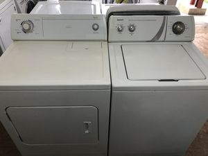 Washer Electric Dryer Free Delivery and Install for Sale in Collinsville, IL