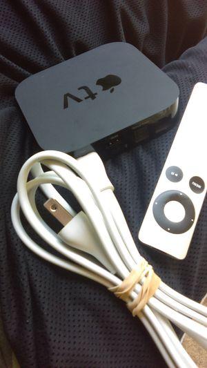 Apple TV (great condition) for Sale in San Antonio, TX
