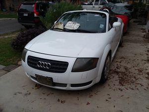 2003 Audi TT Roadster for Sale in Metairie, LA