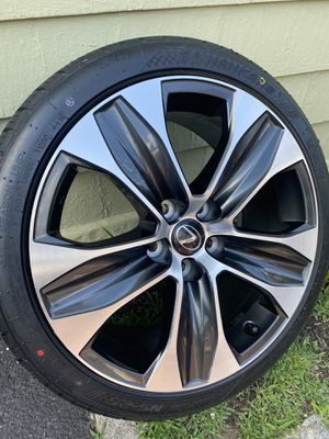 5x114.3 R18x9.5 for Sale in Franklin, MA
