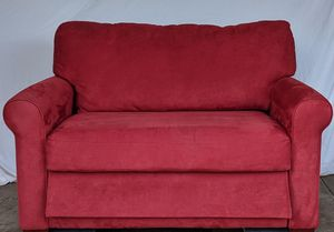 AMERICAN LEATHER TWIN SLEEPER SOFA for Sale in Plainfield, IL