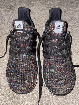 Adidas Ultra Boost 4.0 Black Multi Color Size 11 for Sale in Carlisle, PA