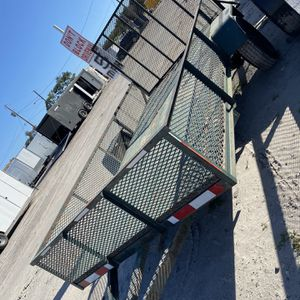 Used Triple Crown 6x12SA Utility Trailer for Sale in Hudson, FL