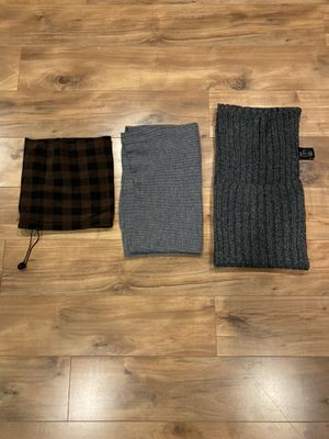 Set of scarves (x3) for Sale in Alhambra, CA