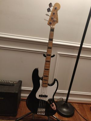 MIJ Fender Geddy Lee Jazz Bass for Sale in Frederick, MD