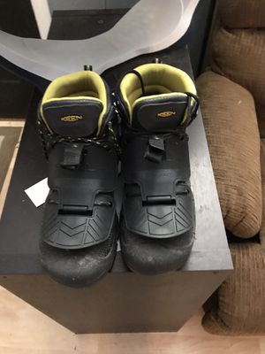 Keen still toe all weather work boots with welding guards for Sale in Westminster, CO