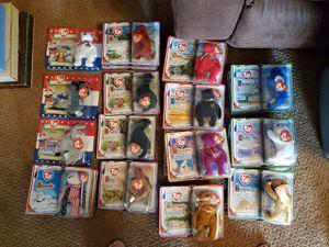 TY beanie babies for Sale in Salt Lake City, UT