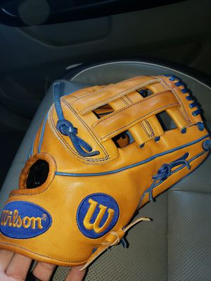 *Rare* Wilson DW5 A2k 12inch Baseball Softball glove for Sale in Riverside, CA