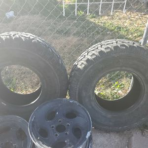 Tires And Rims for Sale in San Angelo, TX