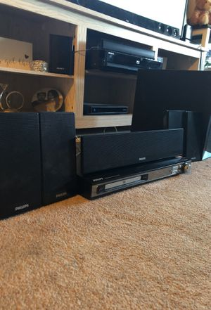Phillips home theater system for Sale in East Wenatchee, WA