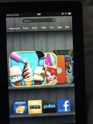 Kindle Fire for Sale for Sale in Lakeland, FL
